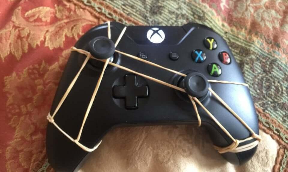 Stick Drift Fix